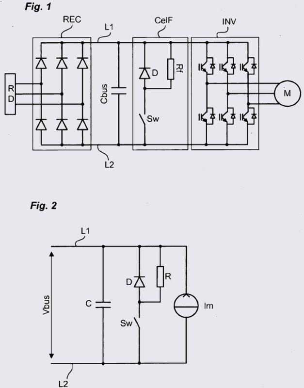 Procedimiento para estimar un valor de una resistencia de frenado empleada en un convertidor de potencia.