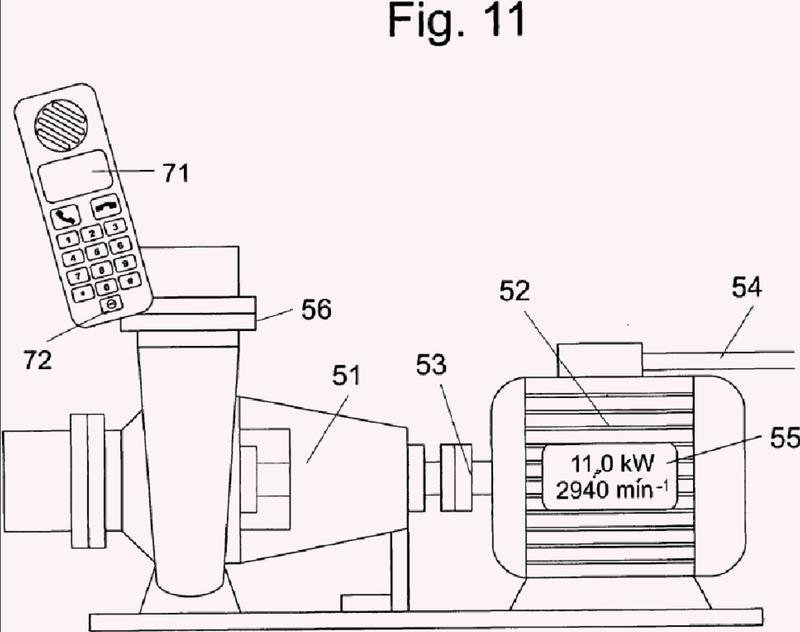 Procedimiento y dispositivo para la determinación del punto de funcionamiento de una máquina de trabajo.