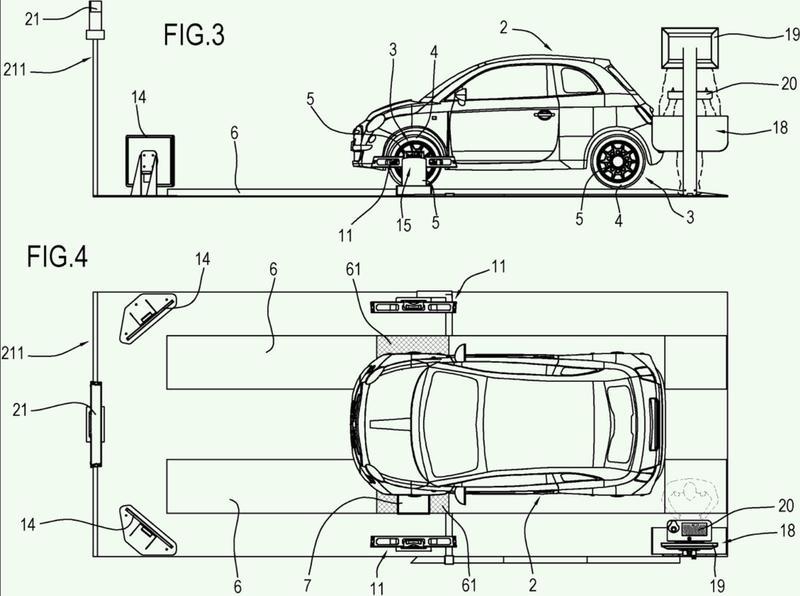 Aparato y método para la evaluación diagnóstica del estado de situación de un vehículo a través de la estimación de la trayectoria.