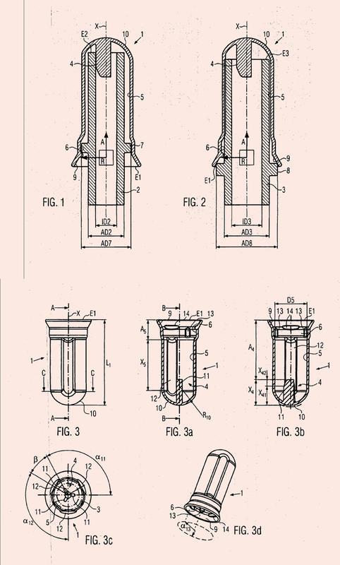 Elemento de cierre para empalme de tubo.