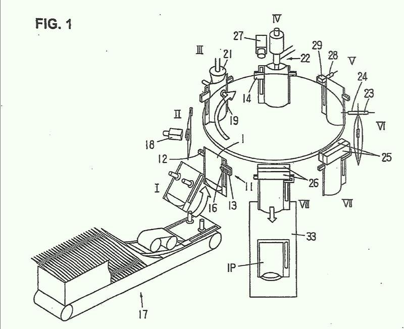 Método de carga de gas y aparato de carga de gas para una bolsa equipada con una porción de compartimiento de gas.