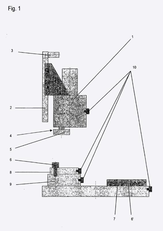 Dispositivo de mecanización de superficie.