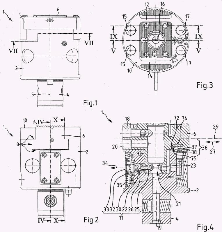Cabezal de herramienta para una máquina-herramienta.