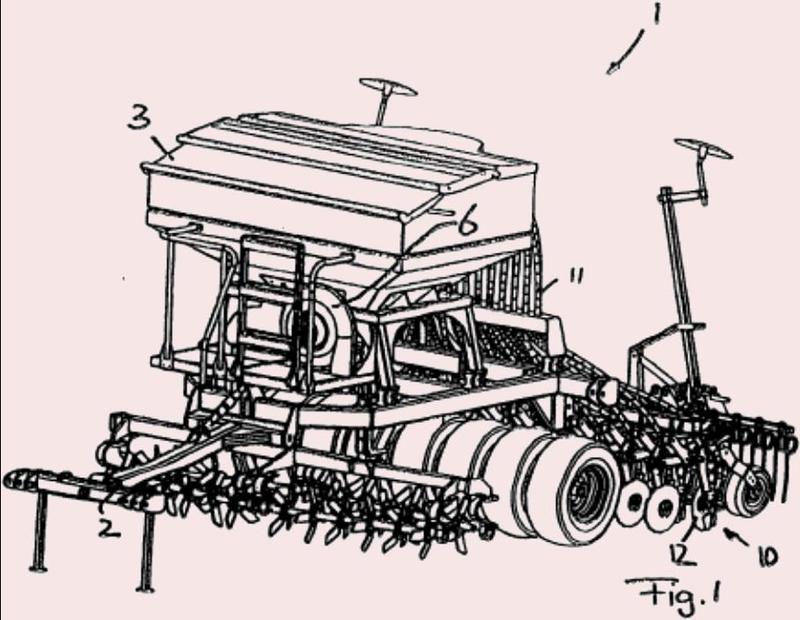 Cabeza de distribución para una sembradora y/o máquina de fertilización.