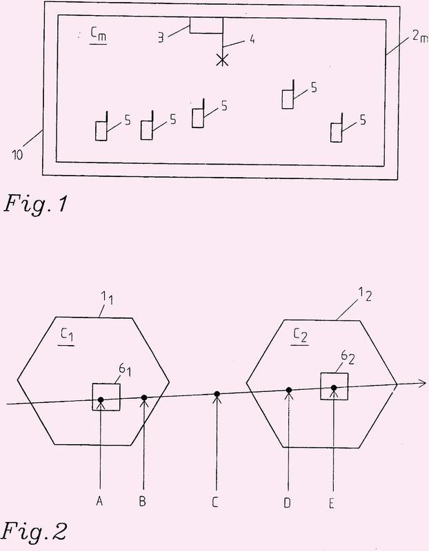 Disposición, sistema y método relacionados con comunicaciones móviles.