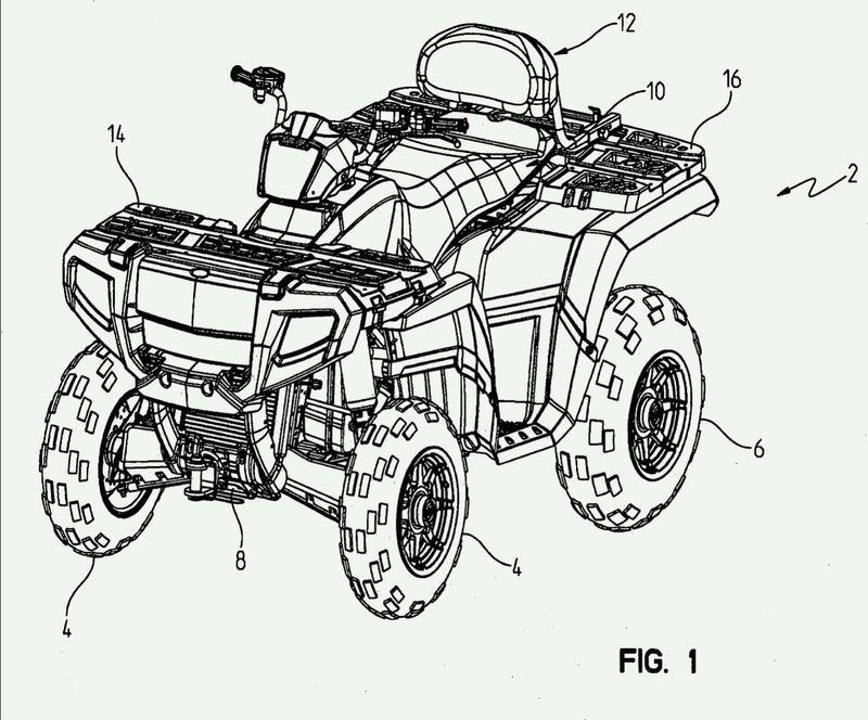 Vehículo tractor.