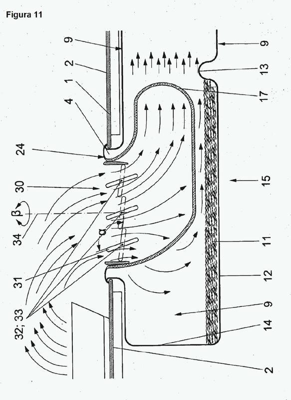 Unidad de montaje con placa de cocina y dispositivo de aspiración de vapores.