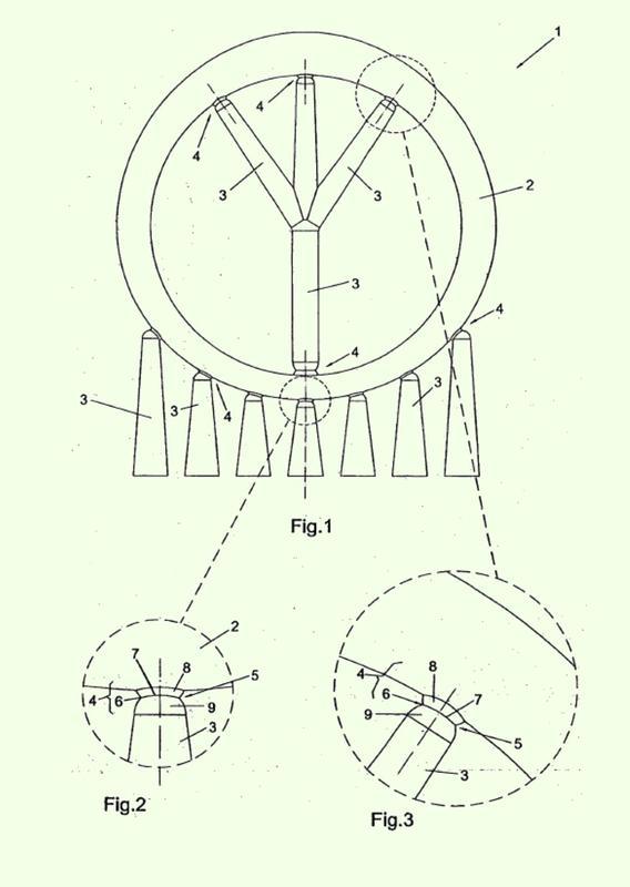 Método de producción estereolitográfica y de diseño gráfico informatizado de un objeto tridimensional mejorado.