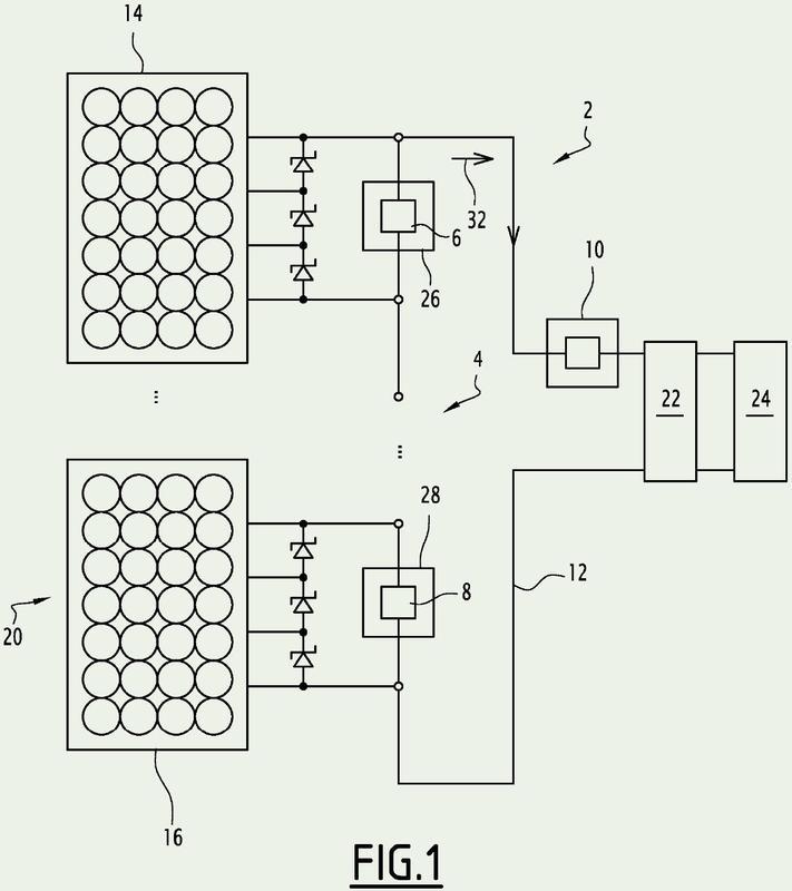 Sistema y procedimiento de comunicación de bajo rendimiento de corriente portadora.