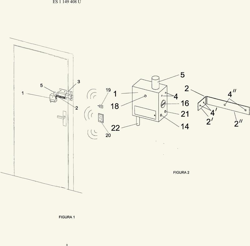 Dispositivo de bloqueo de cerrojos de barra y cerrojos de barra dotado de dicho dispositivo.