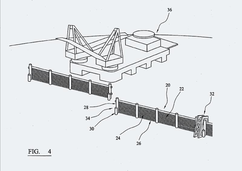 Aparato para la conversión de energía de flujos de olas o de corrientes utilizando tubos que funcionan como bombas Venturi.