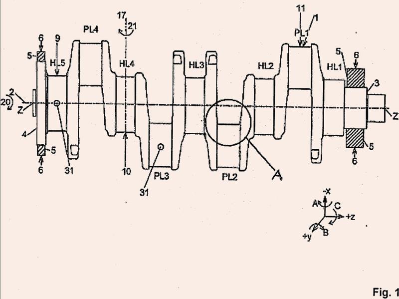 Procedimiento para el mecanizado de muñones principales y de biela de cigüeñales.