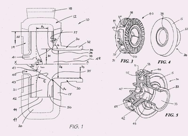 Mejoras relacionadas con impulsores de bomba centrifuga.