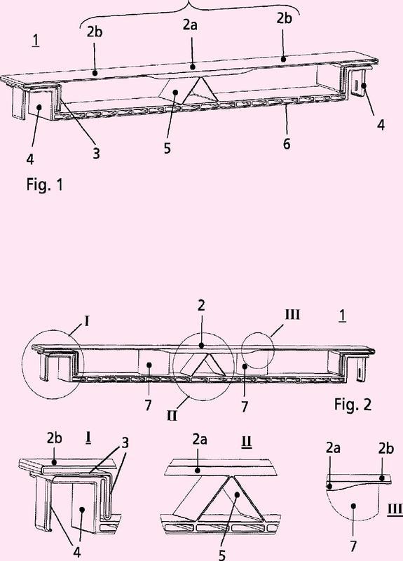 Elemento de soporte deformable y sistema reclinable.