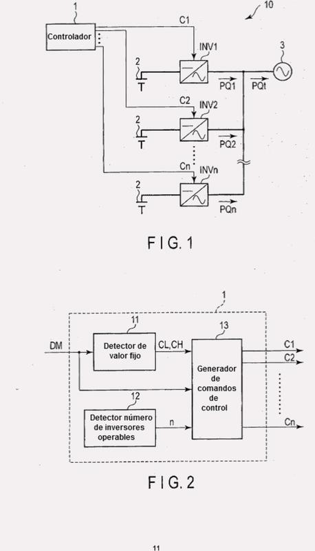 Dispositivo de conversión de potencia.