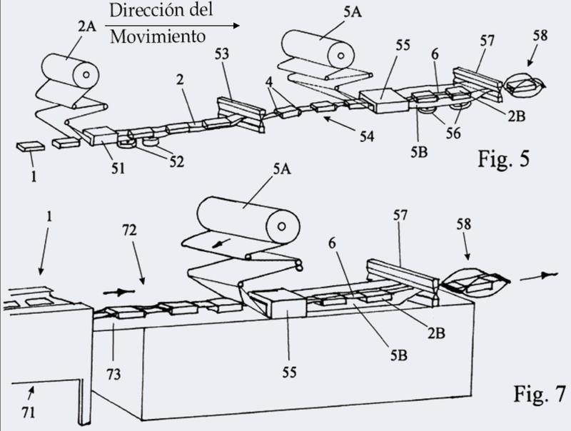 Sistema y método de empaque.