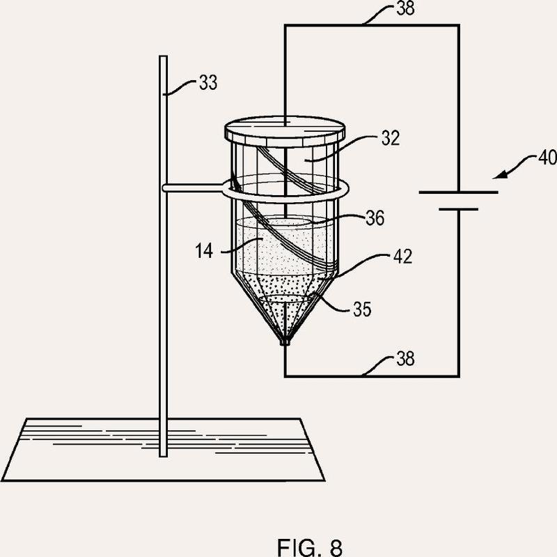 Desalinización de agua utilizando una extracción por disolventes direccionales.