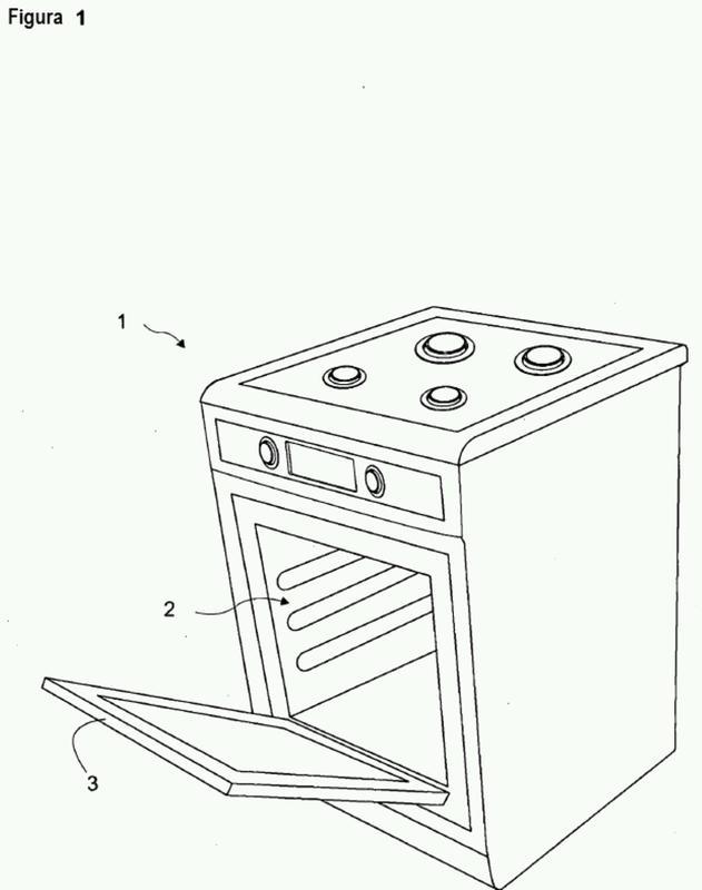 Un dispositivo de cocción que comprende un miembro de recubrimiento.