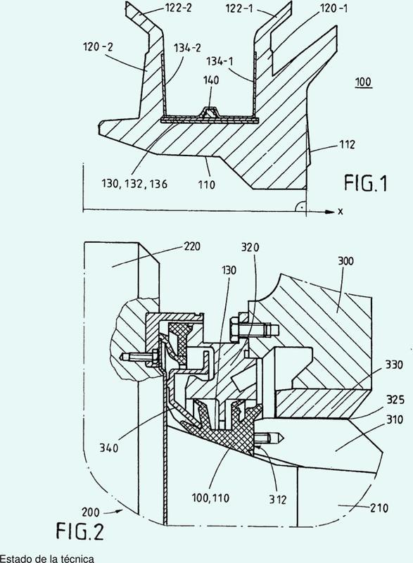 Dispositivo de obturación y disposición de cilindro.