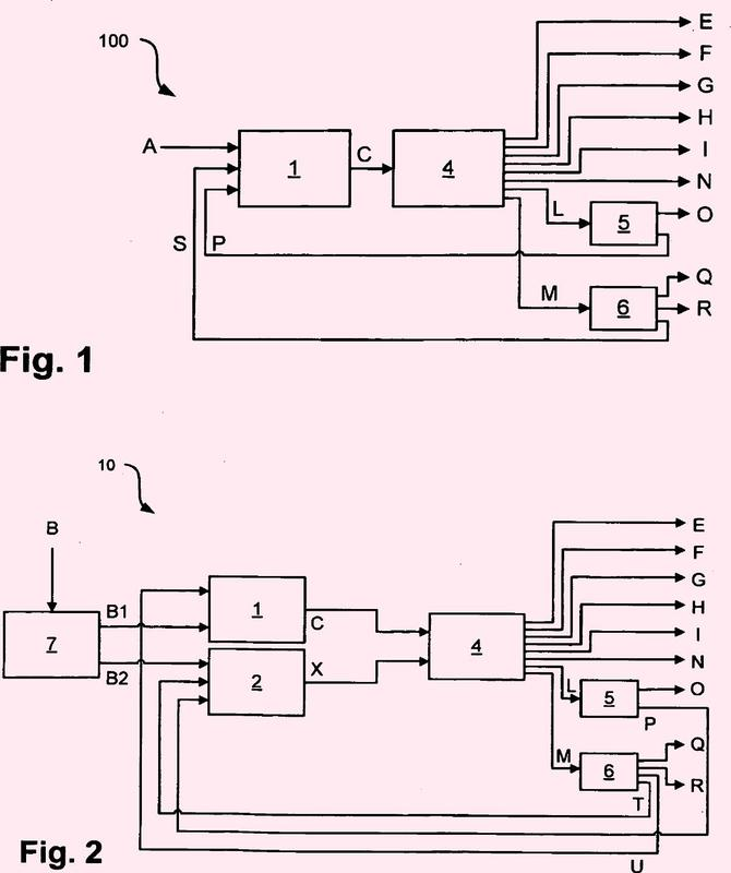 Procedimiento para la conversión de materiales de alimentación hidrocarbonados en corrientes de producto con contenido en olefinas mediante disociación térmica con vapor.