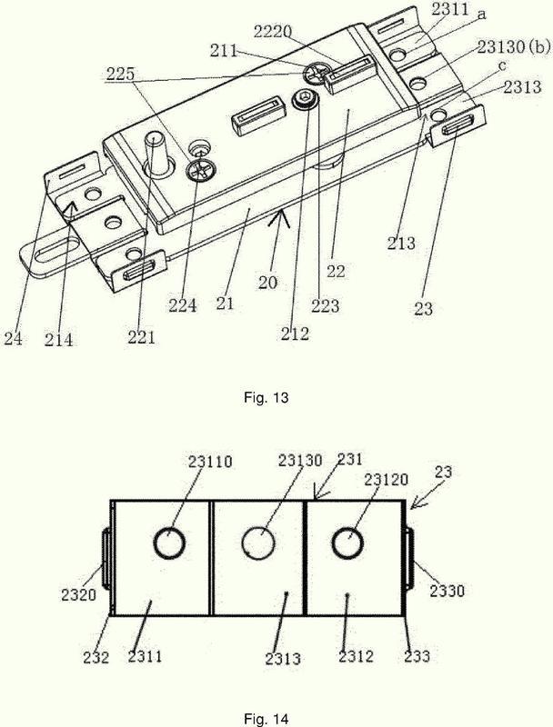 Dispositivo de rueda superior anti-rebote con amortiguamiento de doble tubo.