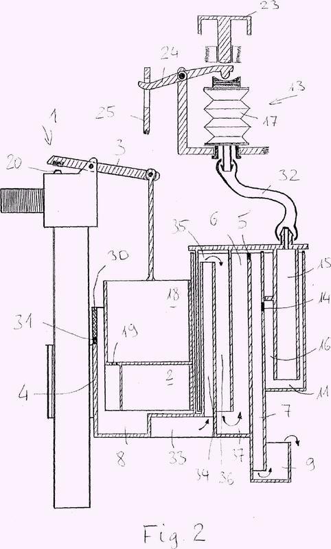 Dispositivo de control de llenado de cisterna.