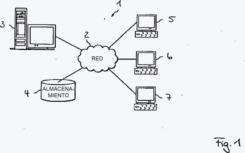 Sistema implementado en ordenador y procedimiento para detectar el uso indebido de una infraestructura de correo electrónico en una red informática.