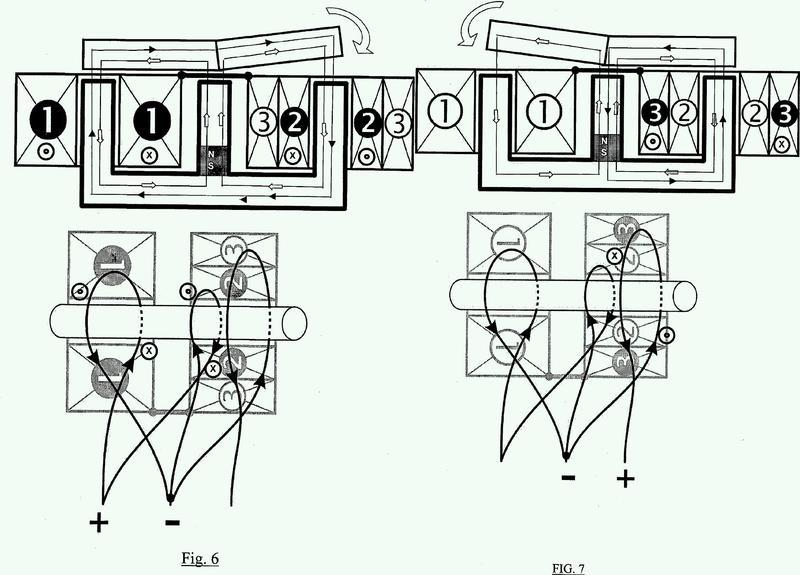 Actuador magnético biestable.