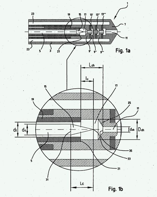 Dispositivo de generación de plasma y dispositivo quirúrgico de plasma.