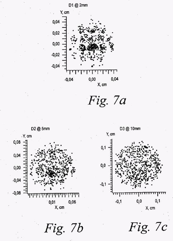 Cabeza de lectura de longitud de onda múltiple para utilización en la determinación de analitos en fluidos corporales.