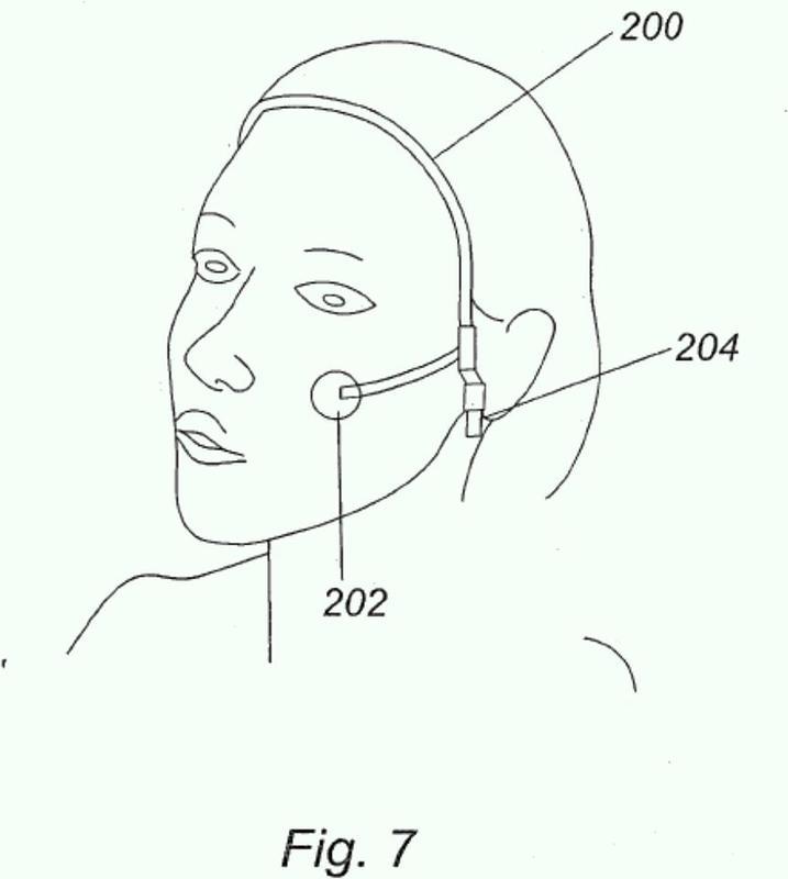Tecnología de prenda de vestir inteligente.