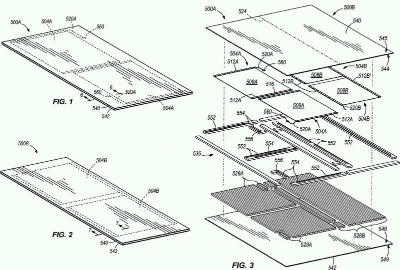 Panel con capa calentada.