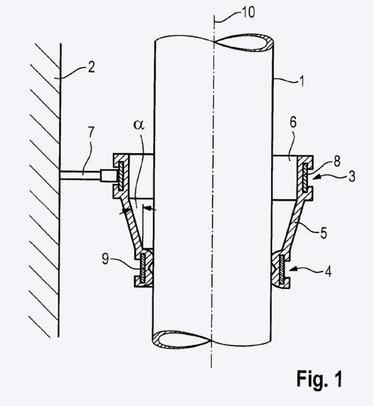 Sistema de fijación de tubos de alta insonorización.