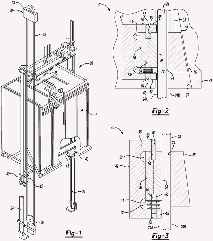 Freno de elevador que tiene una característica de liberación de freno.