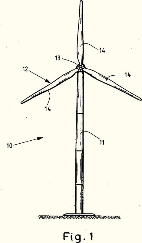 Desmontaje de un engranaje de una instalación de energía eólica.