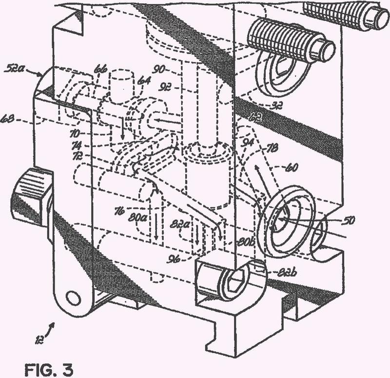 Dispensador de líquidos con control individualizado de aire de proceso.