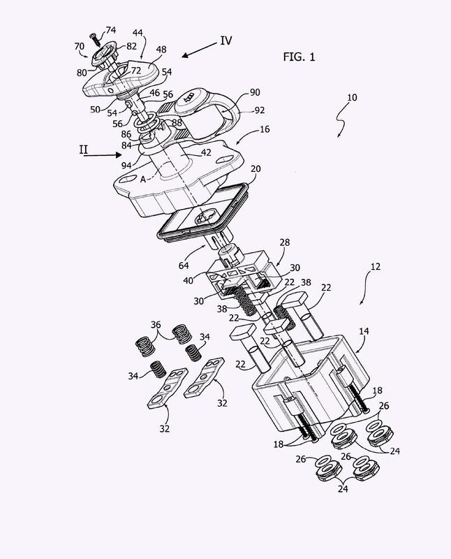 Interruptor, en particular un disyuntor de batería para vehículos y similares.