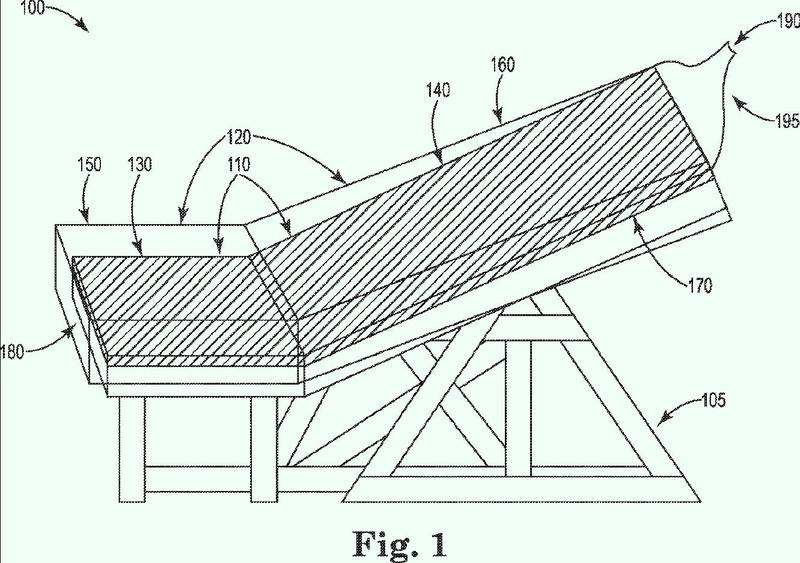 Aparato y método para la generación de energía solar y eólica.