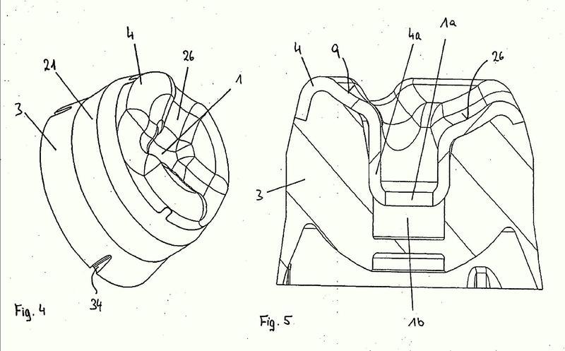 Dispositivo tensor para un cinturón de seguridad.