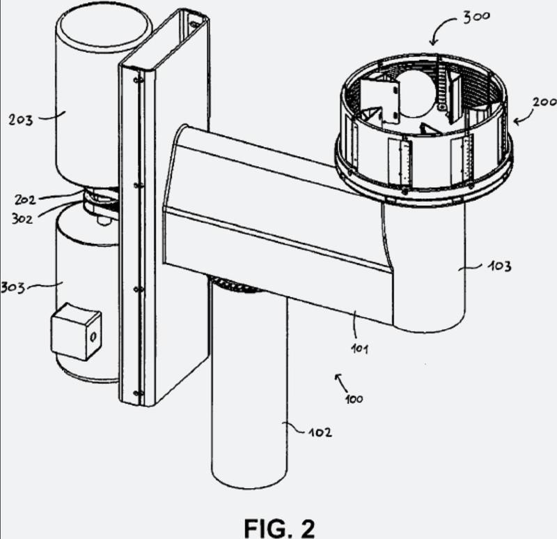 Impulsor para aparato cortador de alimentos centrífugo y aparato cortador de alimentos centrífugo que comprende el mismo.