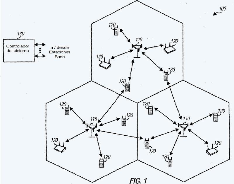 Procedimiento y aparato para multiplexado de símbolos piloto en un sistema de comunicación inalámbrica.