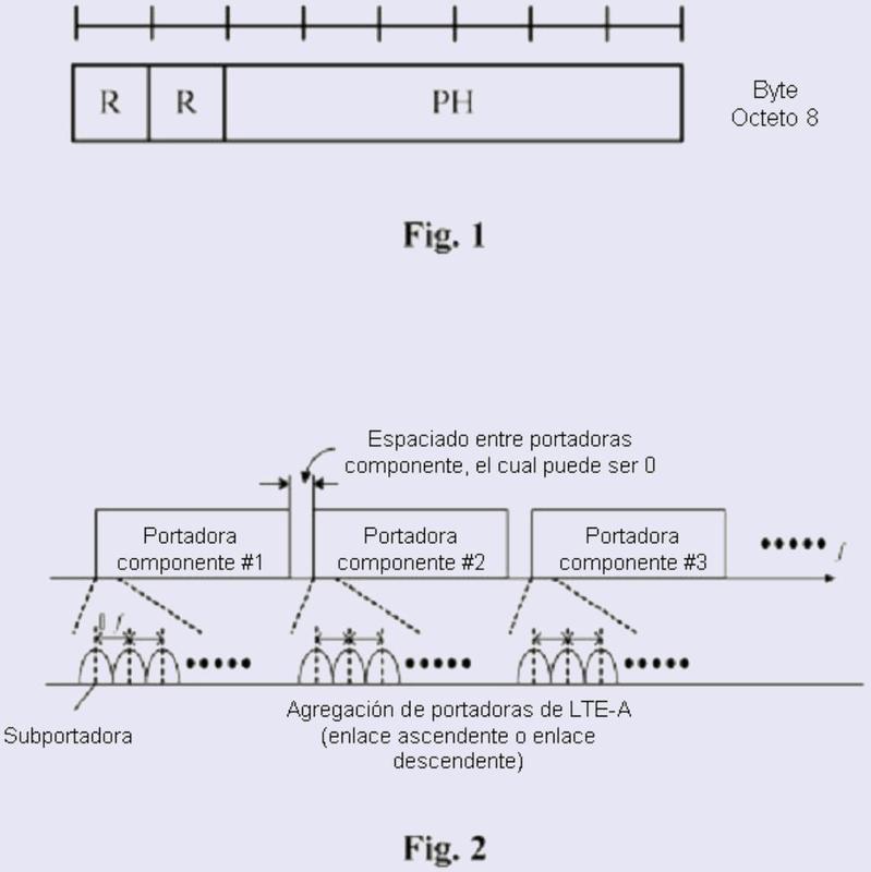 Método y terminal para procesamiento del margen de potencia.