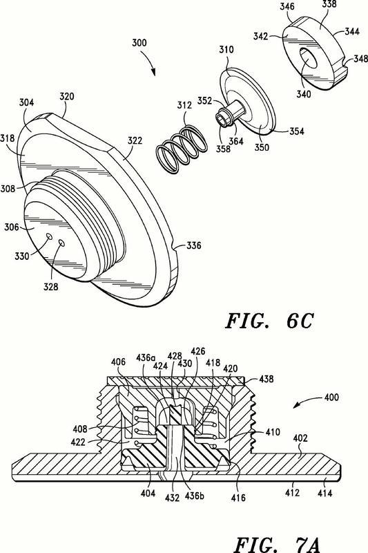 Actuador de freno neumático con válvula de control de dos vías, insensible al flujo.