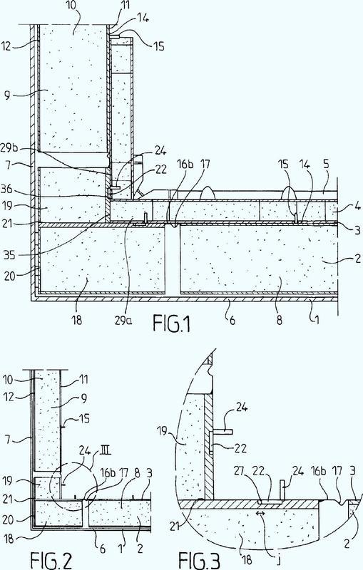 Depósito estanco y térmicamente aislante de almacenamiento de un fluido.