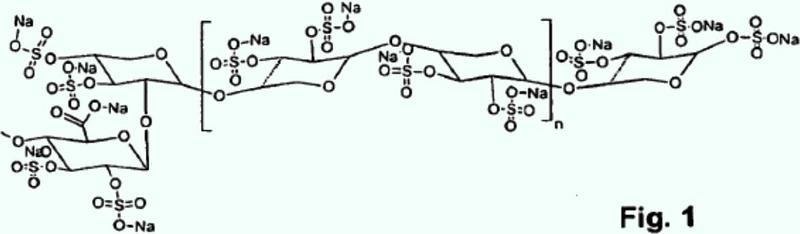 Compuesto polisacárido sulfatado y preparación y utilización del mismo.