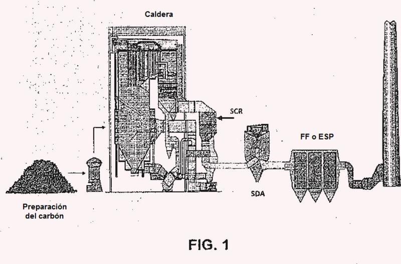 Sistema y método para proteger un catalizador SCR de partículas de ceniza grandes.
