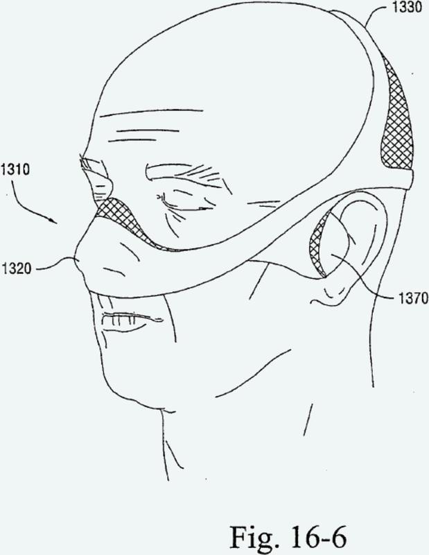 Dispositivo de terapia respiratoria.