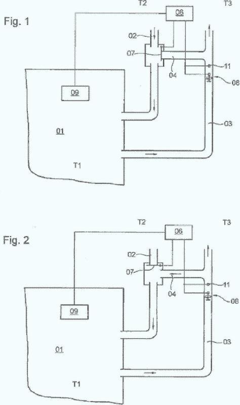 Secador de cinta con una zona de secado.