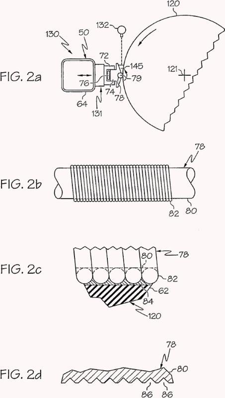 Procedimiento y aparato para producir un producto corrugado.