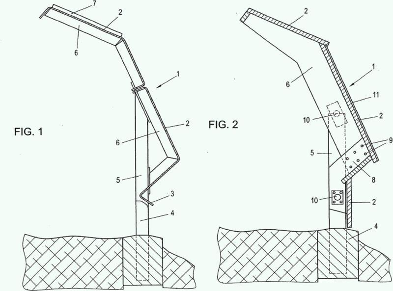 Sistema de protección acústica para vías de circulación.